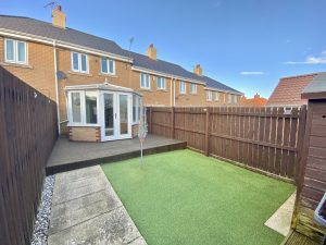 Burley Close, Skelton. TS12 2PW